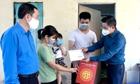 Labor Union cares for workers affected by the pandemic