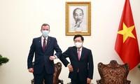 Vaccine diplomacy – Vietnam's achievements in 1st half of 2021