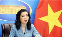 Vietnam stays consistent with its view on the East Sea issue