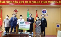 Saudi Arabia offers medical aid to support Vietnam's COVID-19 control effort