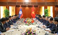 President Phuc's visit to bring Vietnam-Laos to new height