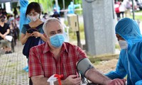 COVID-19 vaccination of expats accelerates in Vietnam