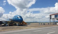 First 'COVID-19 vaccine passport' flight lands at Van Don International Airport