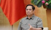 PM Pham Minh Chinh urges for high vigilance against pandemic