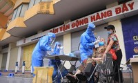 Vietnam reports 11,478 COVID-19 cases on Sunday