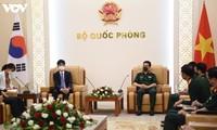 Vietnam South Korea boost defense cooperation