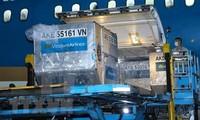 300 Japan-UNICEF supported vaccine refrigerators arrive in Vietnam