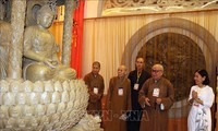 越南民族传统佛教艺术空间开放