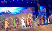 纪念玉回-栋多历史大捷230周年精彩艺术表演活动举行