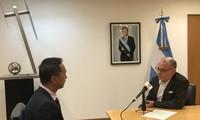 越南在阿根廷国际关系中具有重要地位