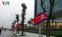 广宁与海防为接待朝鲜代表团做了充分准备