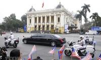 第二次美朝首脑会晤:日本媒体深入报道越南扮演的角色