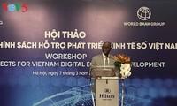 扶持越南数字经济发展的政策