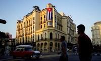 国际社会反对美国对古巴追加制裁