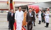 印度承诺加强与越南的合作关系