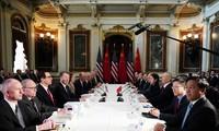中美贸易谈判下周将重启