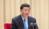 中国:中共中央政治局讨论中共十九届四中全会文件稿