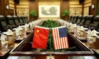 美中继续贸易谈判