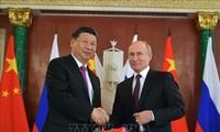中俄在新时代扩大合作规模