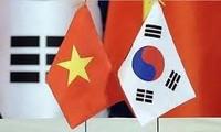 越韩关系迅猛发展