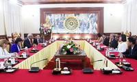 越南和古巴加强立法合作