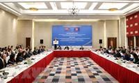 政府总理行政手续改革咨询委员会与越南欧洲企业协会对话会
