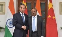 印度和中国就维护边界线和平达成共识