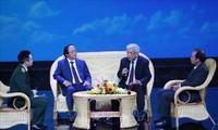 越南克服战后遗留爆炸物及化学毒剂危害政策和措施座谈会举行