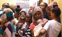 移民问题:非法入境利比亚的100多名尼日尔移民自愿返乡