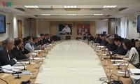 越南和印度加强贸易合作