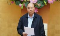阮春福总理:实施为期15天的全社会隔离 确保主要粮食供应