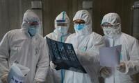 全球新冠肺炎疫情更新