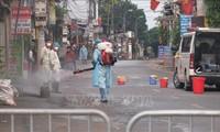 越南坚持新冠肺炎疫情防控5项原则
