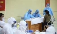 越南新冠肺炎确诊病例继续零新增
