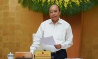 阮春福总理:采取有力措施促进增长