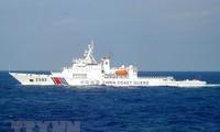 比越友协反对使东海紧张局势升级的单方面行为