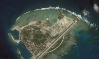 在东海采取违反国际法行为的中国正在自我孤立