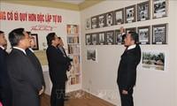 九二国庆75周年:向国际友人推介越南黄金史册