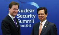 Prime Minister holds bilateral talks with foreign leaders in Seoul