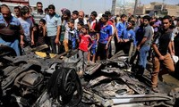 Bomb blasts cause heavy casualties in Iraq