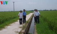 Nam Dinh province's new rural development built with community strength