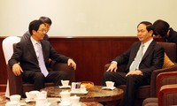Minister of Public Security receives Chinese Ambassador to VN