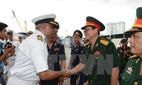 Vietnamese, Indian coast guard forces promote ties