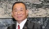 Japan's Upper House leader begins Vietnam visit