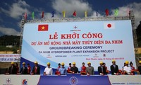 Works begin for the expansion of Da Nhim power plant