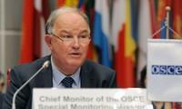 Ukraine: OSCE SMM observers shot at