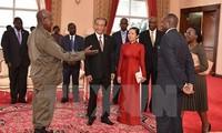Uganda keen on boosting ties with Vietnam