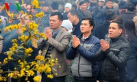 Thousands of pilgrims to attend Tran Temple's seal opening ceremony