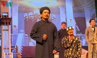 """""""Teacher Ba Doi"""" written by Nguyen The Ky staged in Ho Chi Minh City"""