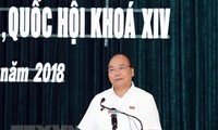 PM eases voters' concern over burning issues